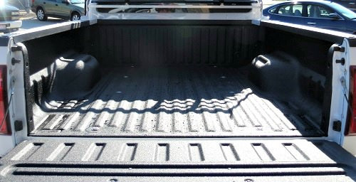 Truck Bed After