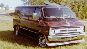 D&S Custom Van History