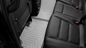 2nd Row Weathertech Floor Mat