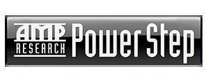 AMP Power Step Logo- truck accessories