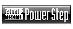 AMP Power Step Logo- truck accessories