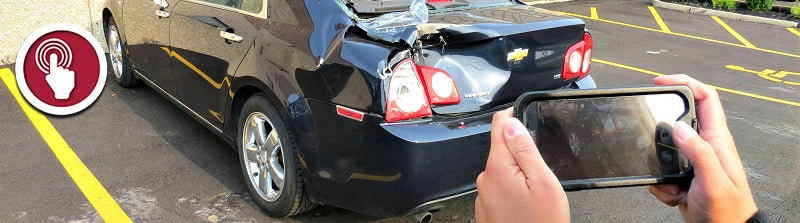 mobile collision repair estimate
