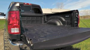 spray on rhino lining in truck bed