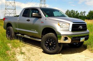 toyota truck lift kits