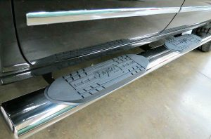truck running board installation