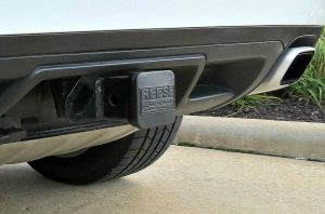 porshe tow hitch