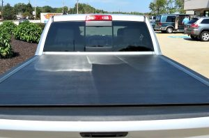 folding truck bed cover