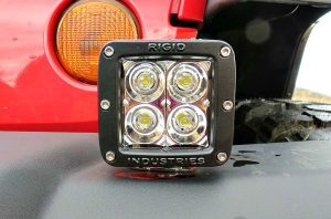 jeep fog light installation