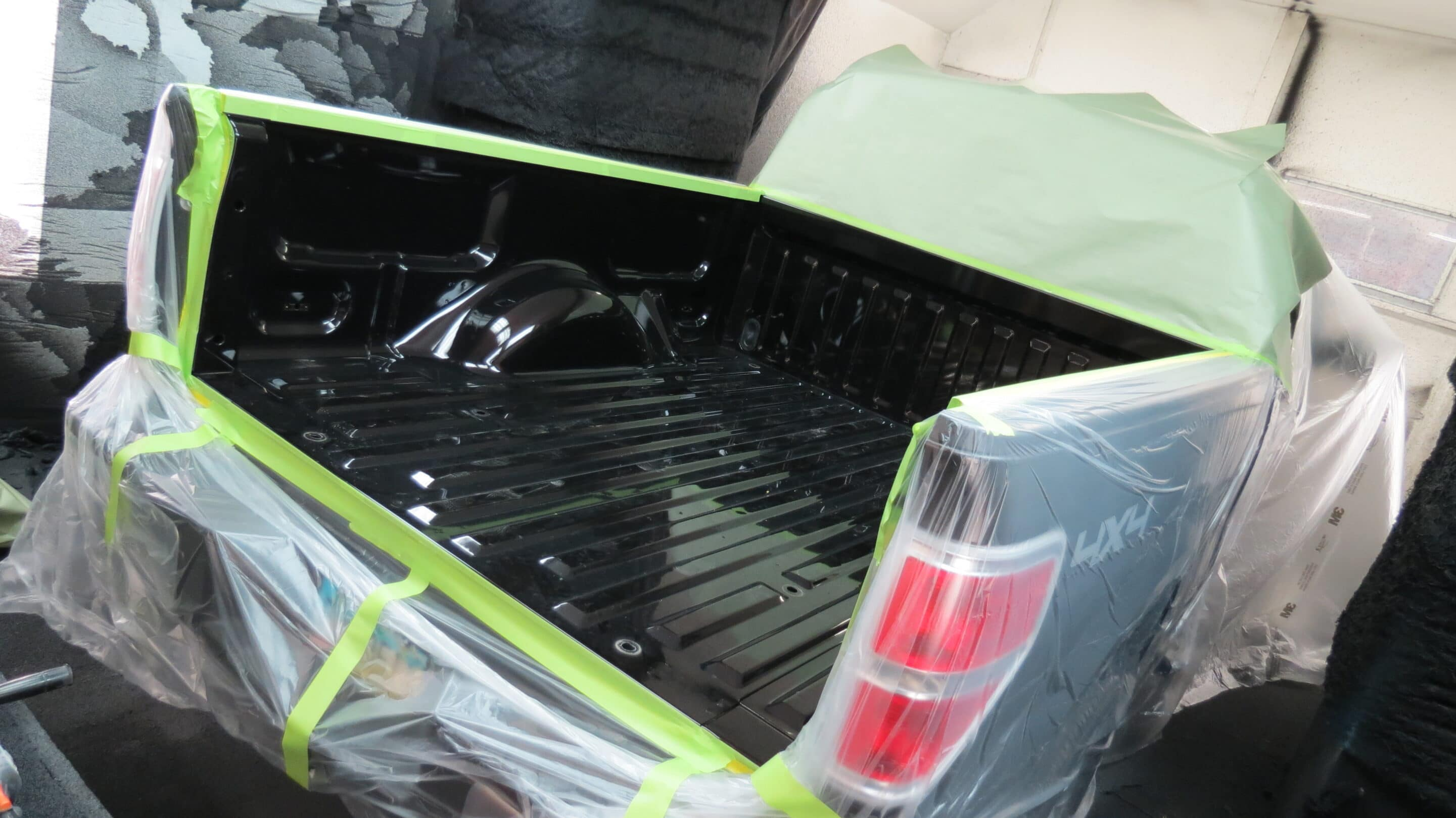 Rhino Truck Bed Liner >> Rhino Lining Spray In Bedliner D S Automotive