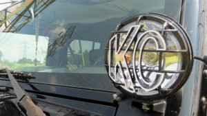 kc jeep light installation