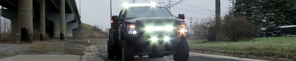 truck led light accessories