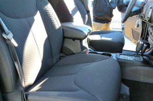 heated auto seat installation