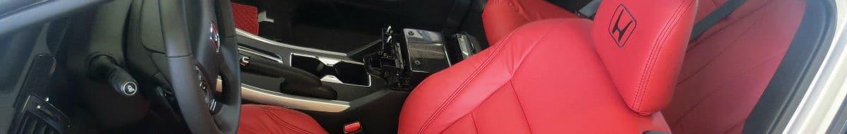 auto seat customization