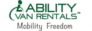 Ability Van Rentals Logo