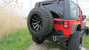 Jeep Wrangler Accessory installation