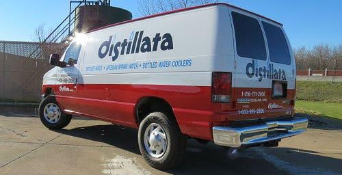 commercial van wraps