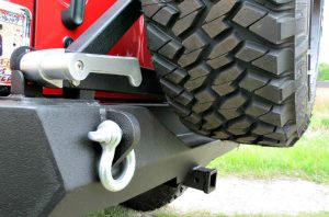 jeep accessory installation