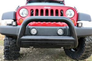 install jeep accessories