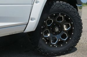 rims and tires for trucks
