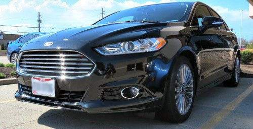 Ford Fusion Repaired