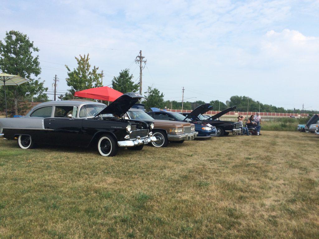 1962 Chevy Impala SS - Black