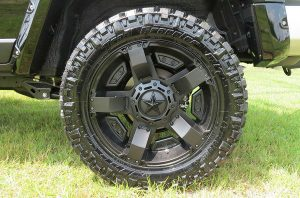 fj cruiser rims and tires