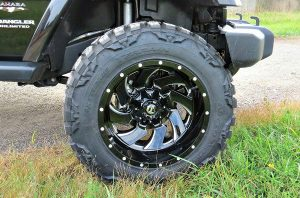 jeep off road wheels and tires