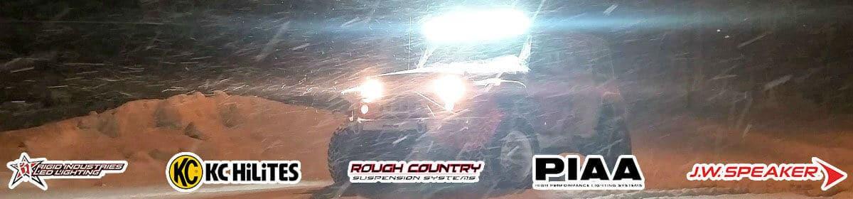 jeep led lights