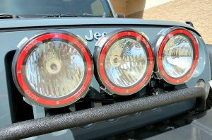 jeep aftermarket headlights