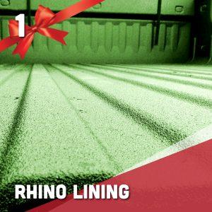 rhino lining auto accessory gifts