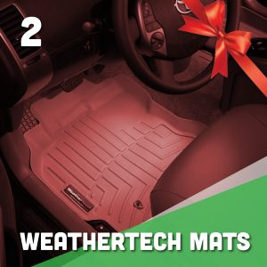weathertech floor mats auto accessory gifts