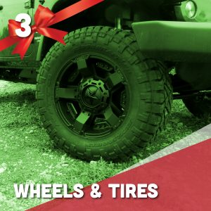 wheels and tires auto accessory gifts