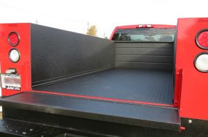 utility truck rhino liner