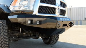 Road Armor front end bumper