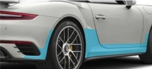 xpel paint protection film for rockers