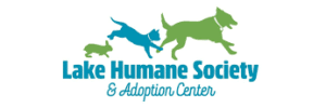 Lake Humane Society Logo