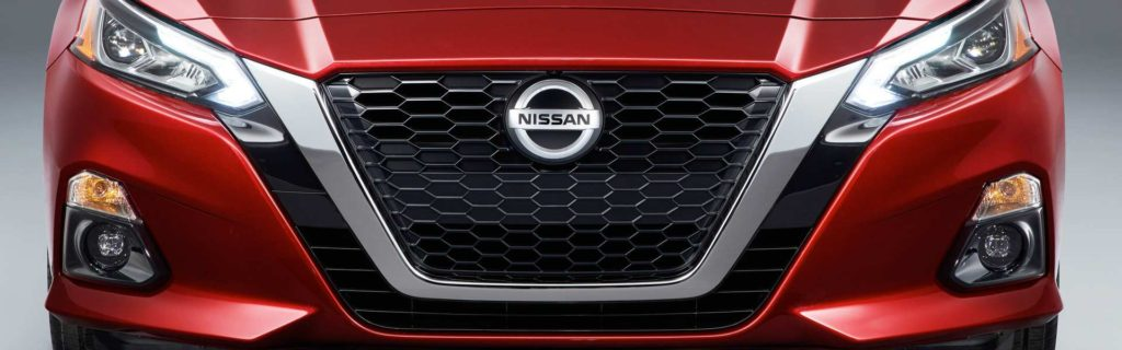 nissan certified collision repair header