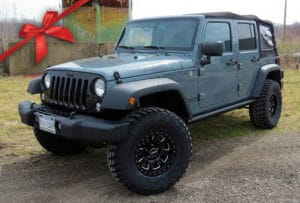 Jeep accessory holiday gift ideas